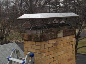 stainless-steel-band-aroun-chimney-cap
